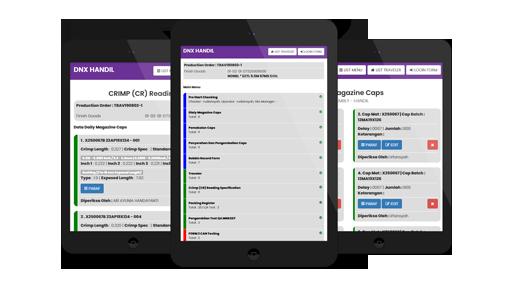 DNX Handil App