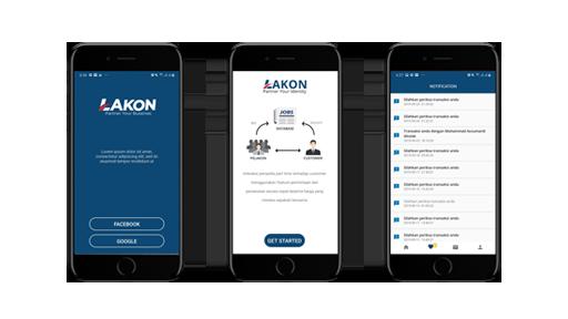 Lakonesia App