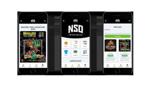 Aplikasi NSO Project